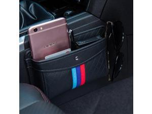 Net Organizer  Pouch Pockets  Storage Box  gathering Bag For ds  Mobile Phone sticky bag  interior accessories