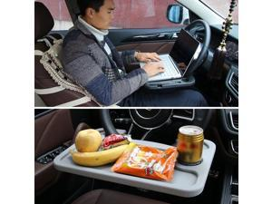 Car desk  for Laptop Stand Steering Wheel Tray Table  Food Tray  Portable  Food Drink Holder  car accessories