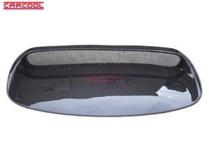 Parts 2008-2014 Impreza GRB GVB WRX/STI OEM Style Hood Scoop CF carbon fiber