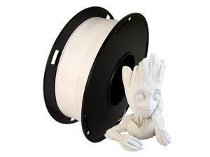 3D ABS-1KG1.75-WHT ABS 3D Printer Filament, Dimensional Accuracy +/- 0.03 mm, 1 kg Spool, 1.75 mm, White