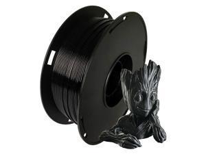 3D ABS-1KG1.75-BlK ABS 3D Printer Filament, Dimensional Accuracy +/- 0.03 mm, 1 kg Spool, 1.75 mm, Black