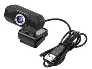 Webcam with Microphone, easyday 1080P Web Camera for Live Streaming, Video Call, Conference, Recording, Online Classes, Game