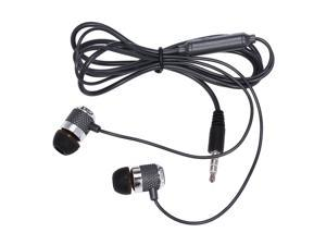 3.5mm Wired Headphone In-Ear Headset Stereo Music Smart Phone Earphone Earpiece Hands-free with Microphone