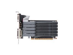 MAXSUN GeForce GT 710 DirectX 12 GT 710 HH2GM3 2GB 64-Bit DDR3 PCI Express 2.0 x16 Low Profile Video Card HDMI+DVI+VGA