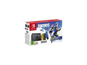Nintendo Switch Fortnite Wildcat Edition and Game Bundle: Limited Console Set, Pre-Installed Fortnite, Epic Wildcat Outfits, 2000 V-Bucks