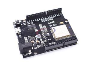 Lejiahong For ESP32 WiFi Bluetooth 4MB Flash For Wemos D1 R32 Development Board Module For Arduino UNO R3 One