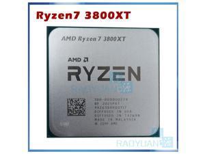 Lejiahong AMD Ryzen 7 3800XT R7 3800XT 3.9 GHz Eight-Core 16-Thread CPU Processor 100-000000279 Socket AM4 New but without cooler