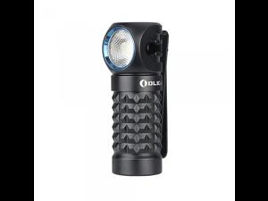 OLIGHT Perun Mini Magnetic Rechargeable LED Flashlight Multi-functional Headlamp Handheld Hands-free High Power EDC Flashlight 1000 Lumens 100-meter Throw Powered by Single IMR16340 Battery, Black