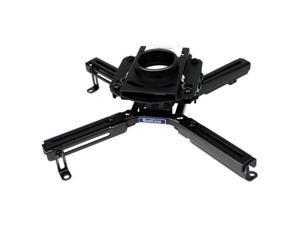 QualGear® pro-AV Projector Mount w/1.5 NPT, Black, Model #QG-PRO-PM-50-B