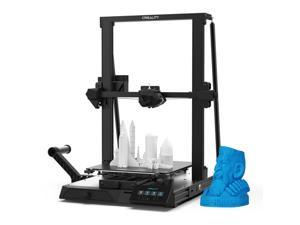 Creality CR-10 Smart 3D Printer Official Upgrade Built-in WiFi Function and Intelligent Automatic Leveling Technology with Carbon Crystal Silicon Glass Plateform