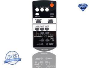 Replace Remote FSR73 ZP80760 For Yamaha Sound Bar System ATS1050, SRT700, YAS105
