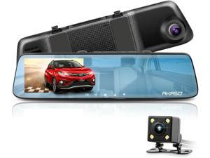 AKASO DL2 Mirror Dash Camera