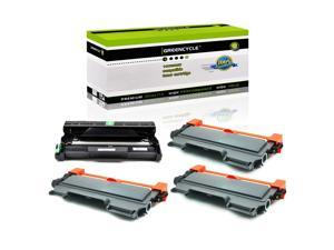 3* TN450 Toner+1* DR420 Drum For Brother DCP-7065DN MFC-7360N 7460DN MFC-7860DW