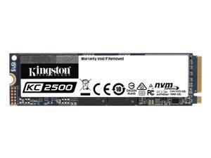 250GB Kingston KC2500 M.2 2280 PCI Express 3.0x4 NVMe Internal Solid State Drive