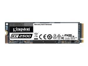 2TB Kingston KC2500 M.2 PCI Express 3.0 3D TLC NVMe Internal Solid State Drive