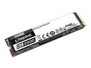 500GB Kingston KC2500 M.2 2280 PCI Express 3.0x4 NVMe Internal Solid State Drive