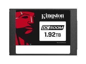 1.9TB Kingston Technology DC500 2.5-inch SerialATAIII Internal Solid State Drive