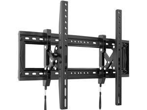 Advanced Full Tilt Extension TV Wall Mount Bracket for Most 50-90 Inch OLED LCD LED Curved Flat TVs-Extends for Max Tilting On Large TVs, fits 16-24 Inch Studs, Max 165 LBS VESA 600x400mm