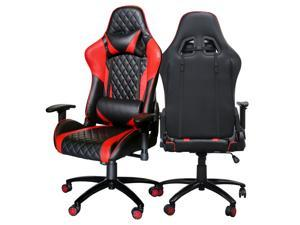 Adjustable Computer Gaming Racing Style Office Chair