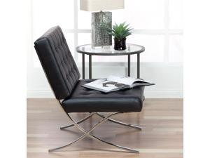 Home Atrium Bonded Leather Chair