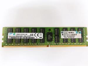 HP 790111-001 DDR4 16GB Memory Upgrade 288-Pin SDRAM ECC Registered DDR4 2133Mhz (PC4 17000) CL15 2RX4