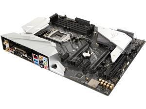 ASUS ROG Strix Z370-E Gaming LGA 1151 (300 Series) Intel Z370 HDMI SATA 6Gb/s USB 3.1 ATX Intel Motherboard