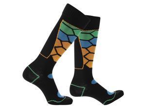 RANDY SUN Breathable Waterproof Socks Windproof Calf Outdoor Hiking Socks
