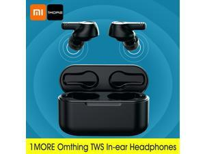 1MORE Omthing TWS In-ear Headphones EO002 Bluetooth V5.0 Touch Control Stereo Bass ENC Noise Cancellation 20H Playtime Sports Business Earbuds With Mics