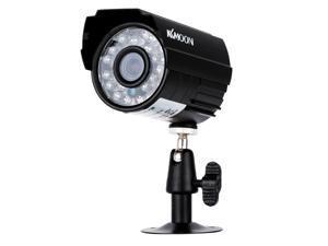 KKmoon® 4pcs AHD 720P Weatherproof CCTV Cameras Kit IR CUT Color CMOS Home Security System 3.6mm
