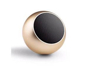 Mini Speaker Wireless Bluetooth Speaker TWS Connection Pocket-sized Portable Sound Box Hands-free with Mic for iOS Android Smartphone Tablet PC