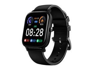 MT2 Smart Watch Fitness Tracker Smart Sport Band 4GB Music Player Heart Rate Sleep Monitoring Wristband Color Touch Screen Message Push BT Call