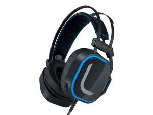 MORADI Electronic Sports Game Headsets Noise Cancelling Microphone 7.1 Virtual Surround Channel The Original Sound Quality Black