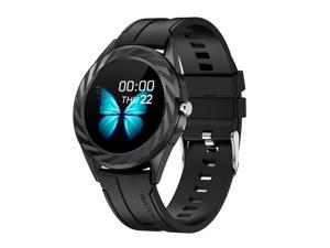 Y80 Intelligent BT Watch 1.54in Round Screen IP67 Waterproof Watch Steps Counting Heart Rate Sleep Quality Monitoring Multi-Sports Mode Fitness Watch