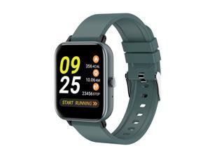 H-10 Intelligent BT Watch 1.54in Color Screen IP67 Waterproof Watch Steps Counting Heart Rate Sleep Quality Monitoring Multi-Sports Mode Fitness Watch