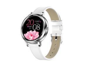 Women Smart Watch Fitness Tracker Bluetooth Bracelet Smart Sports Band Heart Rate Blood Pressure Sleeping Monitor Wristband Touch Screen IP67 Waterproof Information Reminder