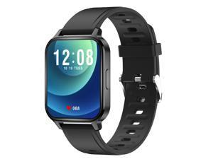 Q18 Smart Watch Fitness Tracker Heart Rate Sleep Monitor Smart Sport Band Wristband Music Control Color Screen IP68 Waterproof Message Push