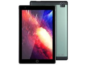 8inch Android Tablet Octa-core Processor/Android 10.1 OS/8'' 1280*800 IPS Display/2GB+32GB Memory/WiFi & BT4.0 Green US Plug