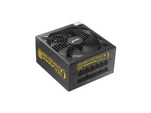 Segotep 800W GP900G Full Modular PC Computer Power Supply SLI Ready 91% Efficiency 80Plus Gold Universal AC Input 100-240V US Plug