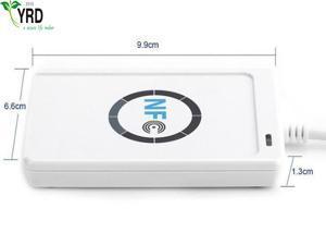 Access Control Contactless RFID Card Readers USB NFC Card Reader Writer RFID Smart Copier Duplicator Writable Clone ACR122U