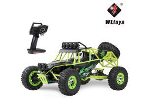 Wltoys 50km/h High Speed RC Car 1/12 2.4G 4WD Off Road Car RC Rock Crawler Cross-country RC Truck