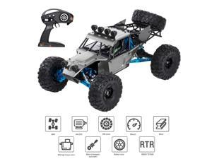 M100-B RC Car 35km/h 1/12 Metal Car 4Ghz 4WD High Speed Desert Off Road Remote Control Truck RC Toy for Adults and Kids Gift