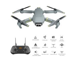 GD89 MAX Drone with Camera 6K Mini Drone GPS RC Quadcopter with 15mins Flight Time 90° Adjustable Gimbal Obstacle Sensing Gesture Photo Video Fixed-point Surround Headless Mode Remote Control Drone