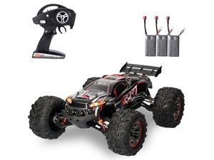 KELEIDI TOYS X-03A RC Car Crawler High Speed 1/10 2.4GHz Racing Car 60km/h 4WD Brushless Off-Road Car with 3 Battery