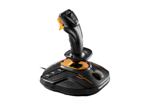 THRUSTMASTER NEW T16000 FCS upgraded version of Hall magnetic induction joystick