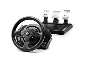 THRUSTMASTER T300GT steering wheel 1080 degree force feedback racing simulation driving game steering wheel compatible with PC/PS4 platform