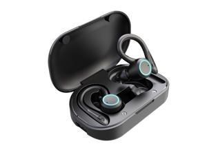 Bluetooth Headphones Sportop Wireless Sports Earphones in Ear Wireless Earbuds 4.1,Best Wireless Sports Earphones w/Mic for Gym Running Workout Noise Cancelling Headsets