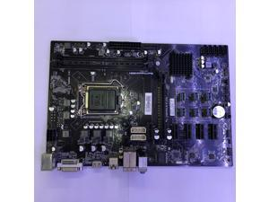 JW B250P computer 11 card integrated graphics card multi-channel computing power mining motherboard