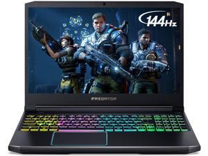 "Acer Predator Helios 300 Gaming Laptop, 15.6"" Full HD 144Hz IPS , Intel i7-9750H, GTX 1660 Ti , 16GB DDR4, 512SSD, PH315-52-710B"