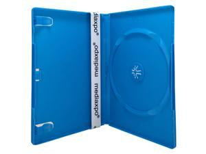 50 Baby Blue Nintendo Wii Replacement Cases 14mm