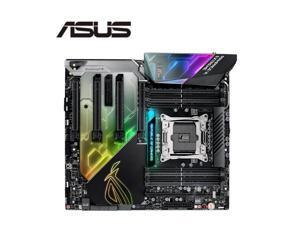 For Asus ROG Rampage VI Extreme Desktop Intel X299 DDR4 Motherboard LGA LGA 2066 USB3.0 M.2 SATA3